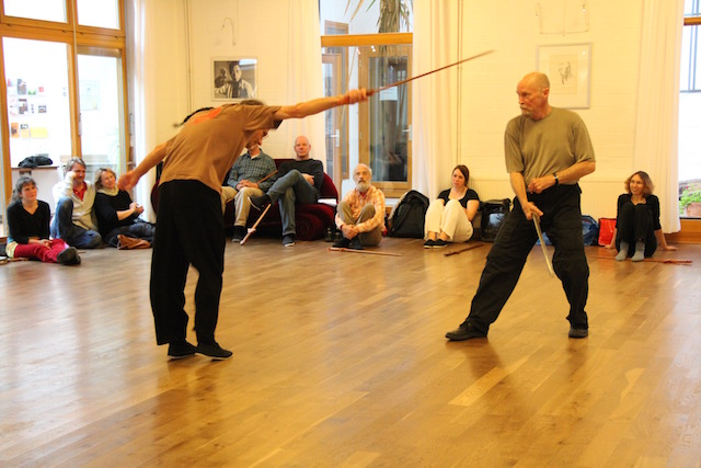 Tai Chi Sword Workshop with Ken van Sickle